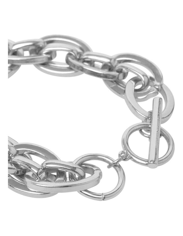 Mia Modern Chain Link Bracelet image 2