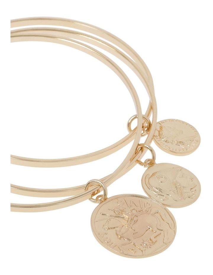 Coin Bangle Set image 2