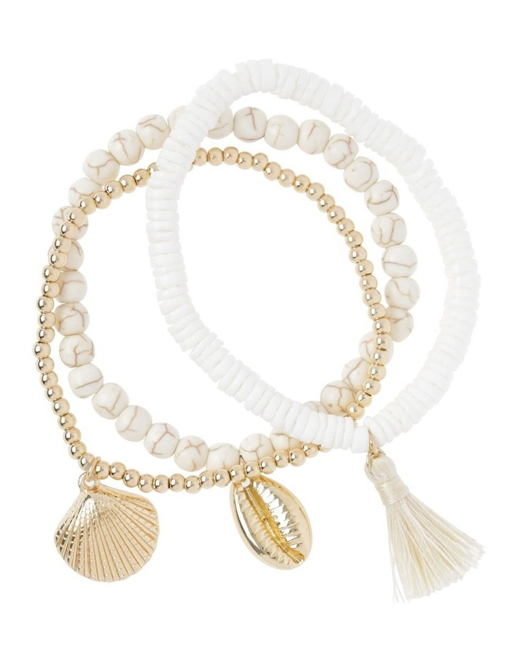 Shell Bracelet Set image 1