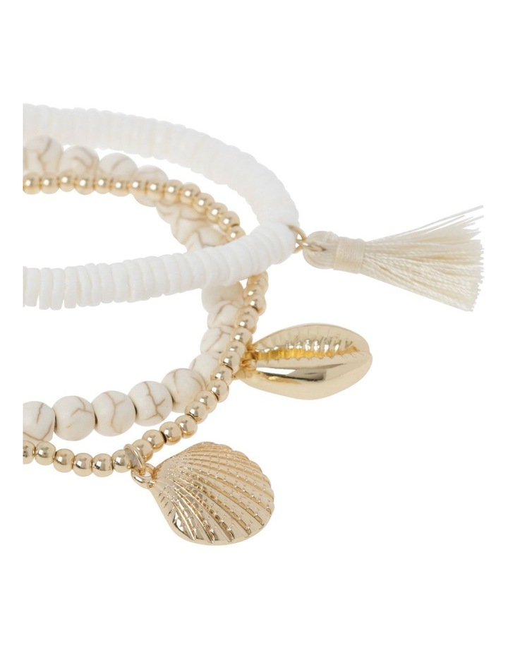 Shell Bracelet Set image 2