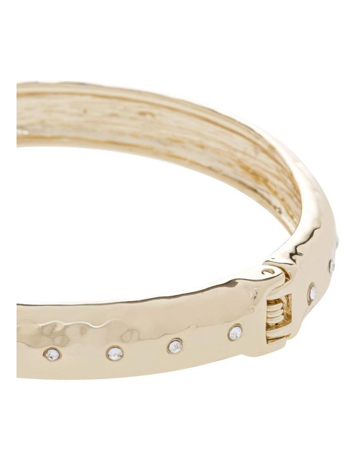 Hammered Sparkle Bracelet image 2