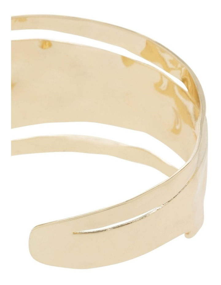 Gold Beaten Cuff image 2