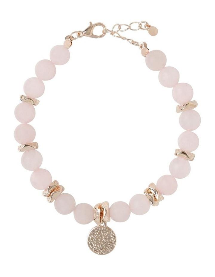Semi Precious Bead Bracelet image 1
