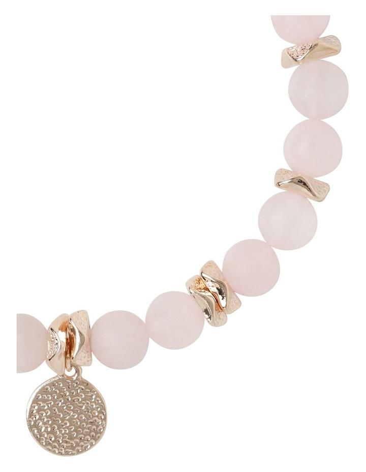 Semi Precious Bead Bracelet image 2