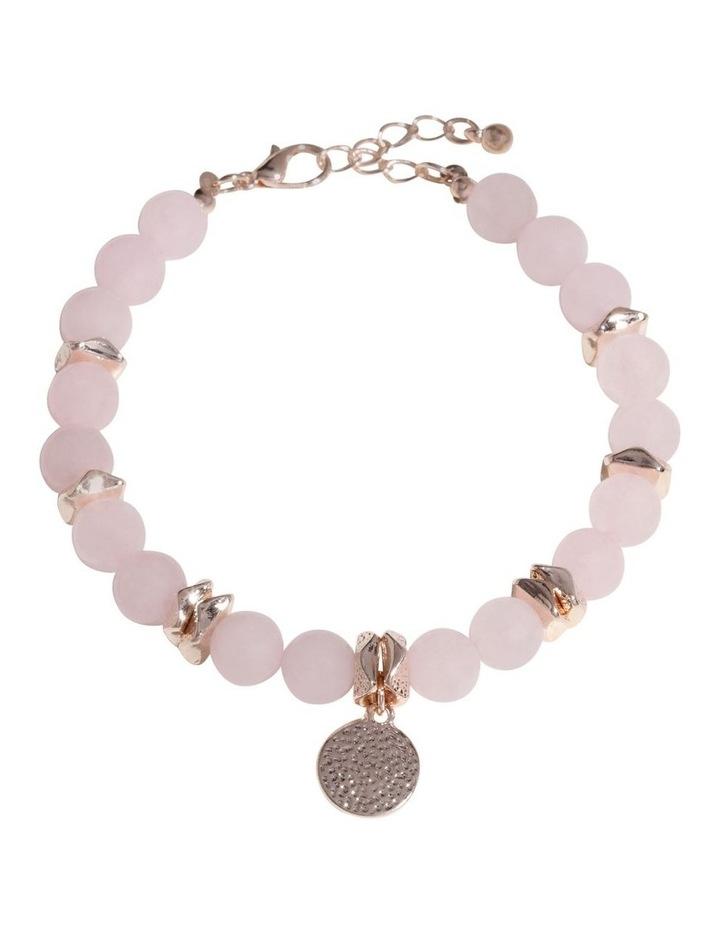 Semi Precious Bead Bracelet image 3