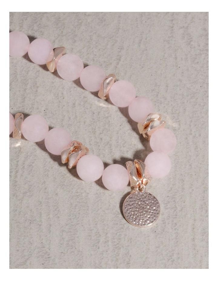 Semi Precious Bead Bracelet image 4