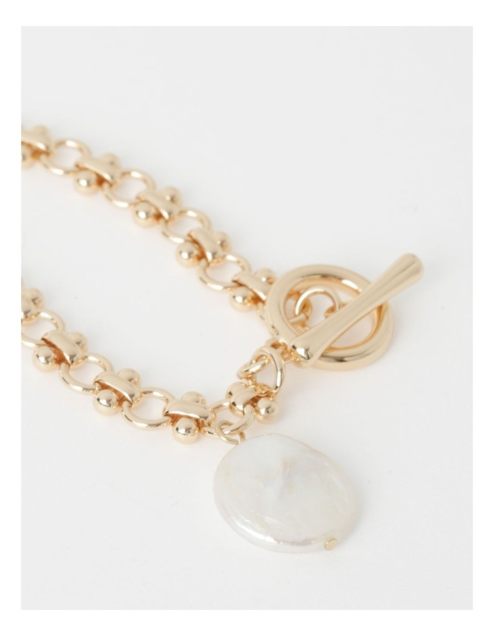 Freshwater Pearl Fob Bracelet image 2