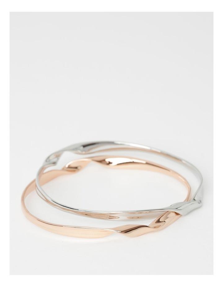 Sculptural Bracelet Set image 1