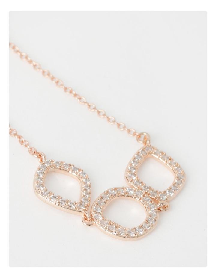 Triple CZ Bracelet image 2