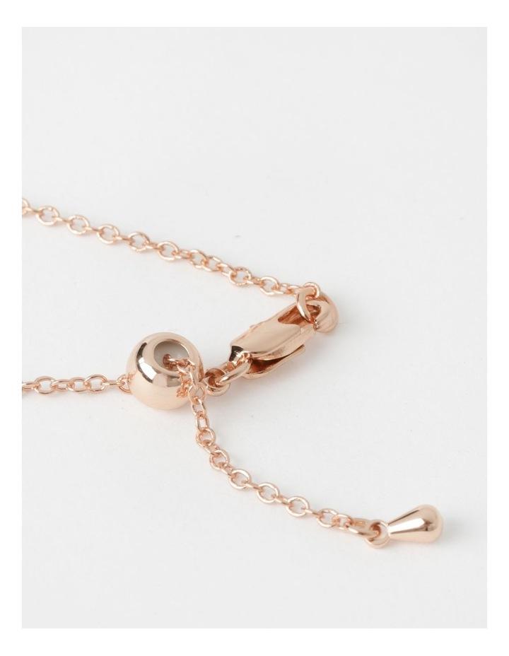 Triple CZ Bracelet image 3