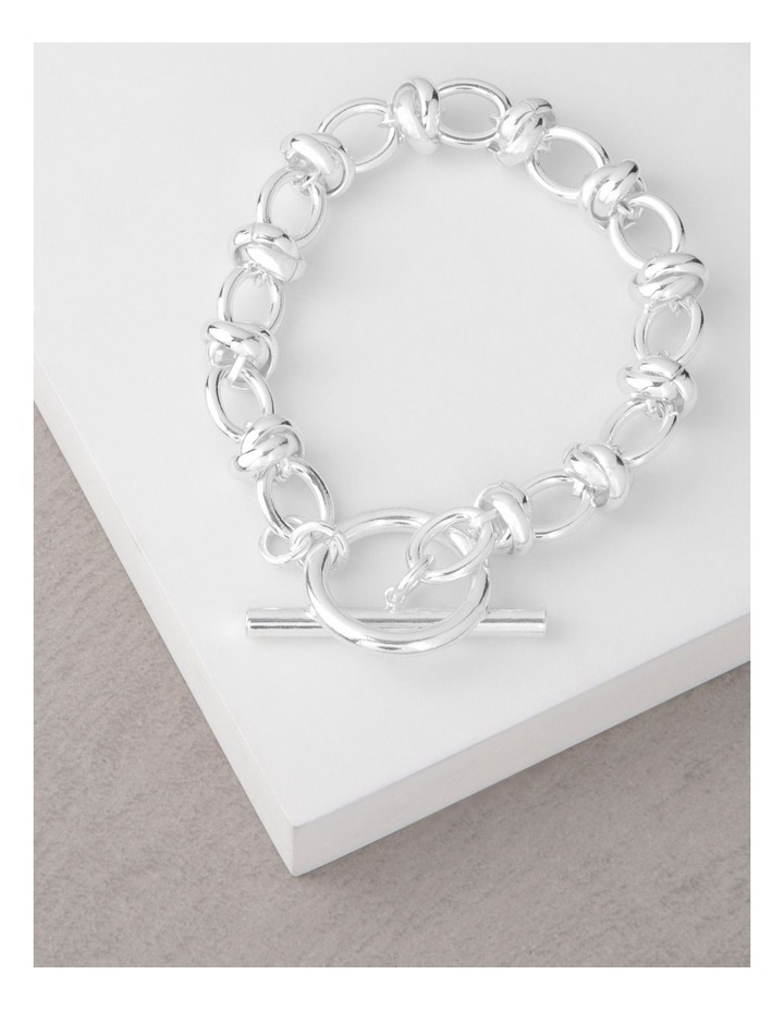 Silver Russian Link Bracelet image 3