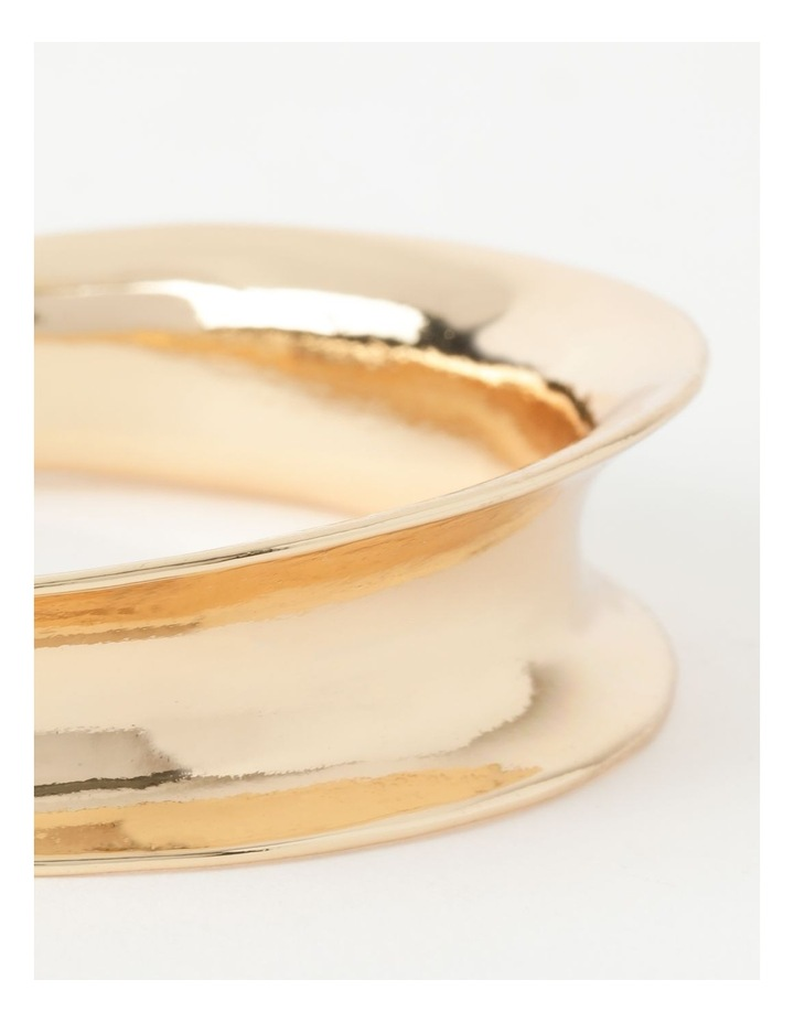 Curved Bangle image 5