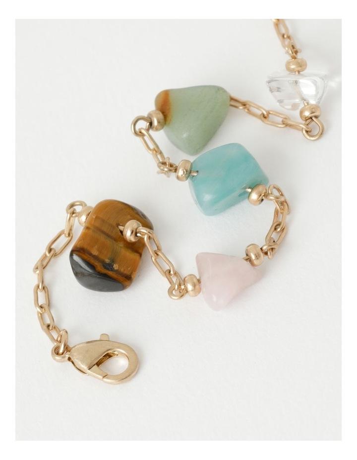 Multi Stone Bracelet image 2