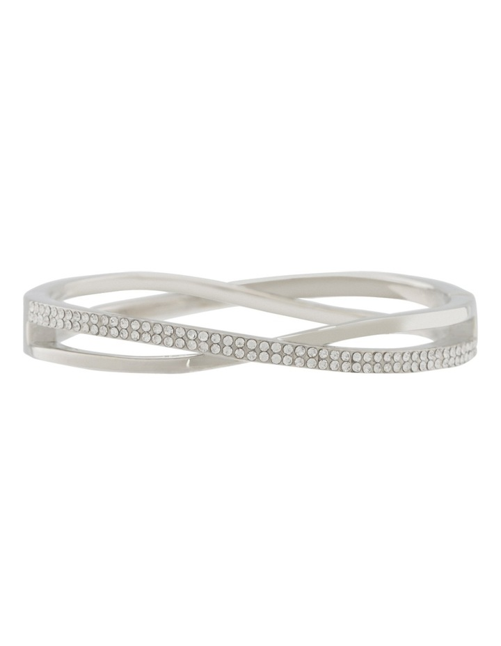 Slim Crossover Bangle image 3