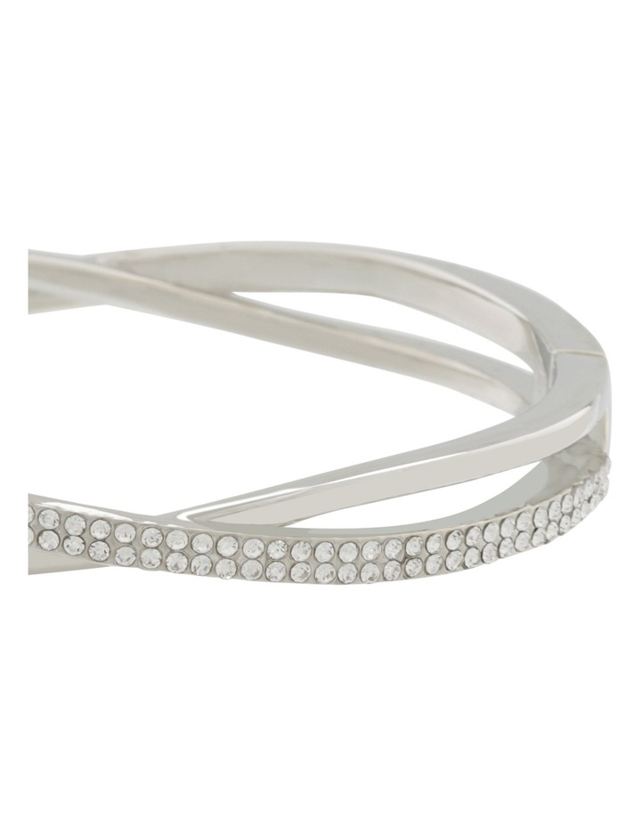 Slim Crossover Bangle image 2