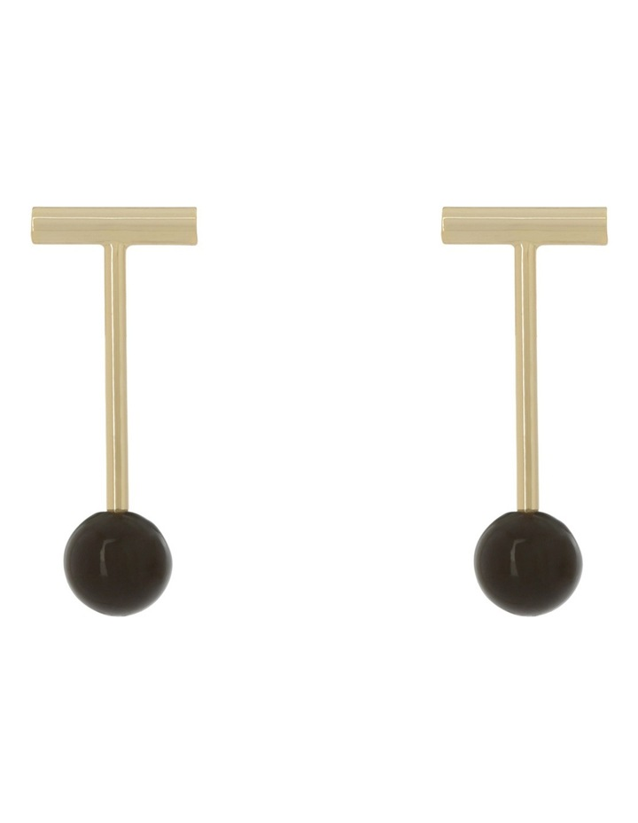 Ball Stick Earring image 1