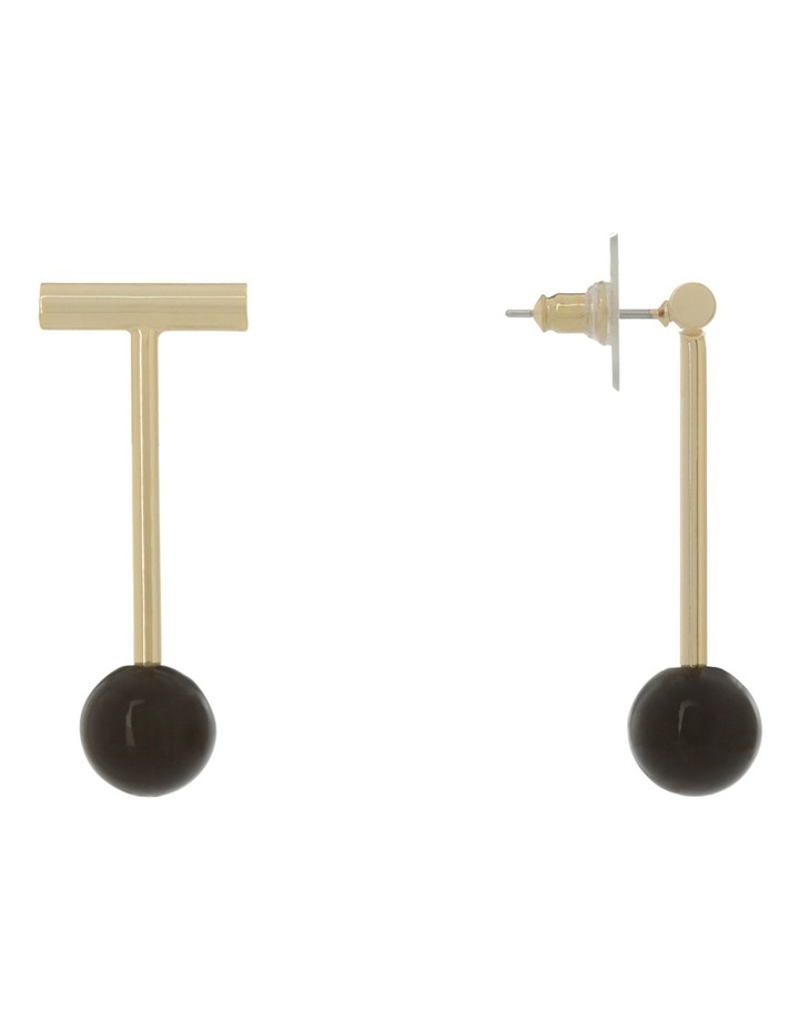 Ball Stick Earring image 2