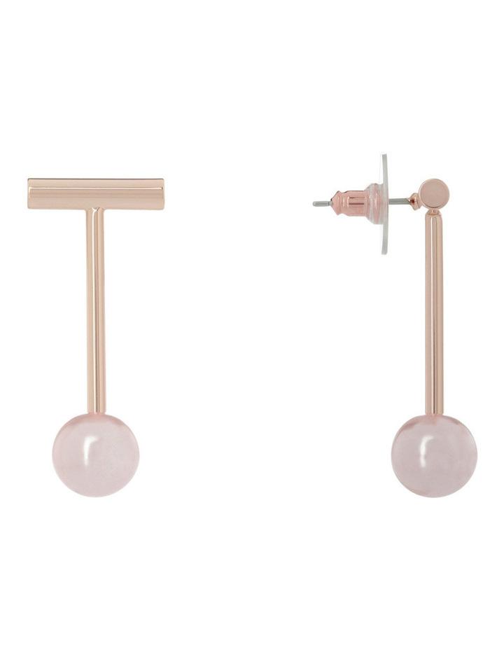 Ball Stick Earring image 2