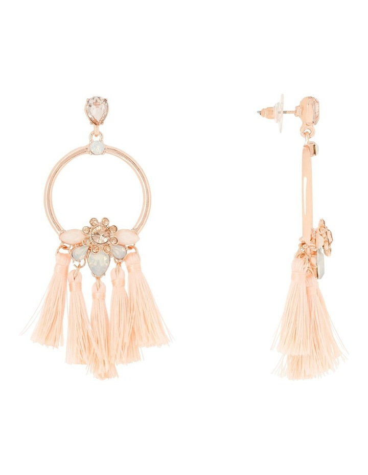 Rhapsody Tassel Fan Earring Giftbox image 2