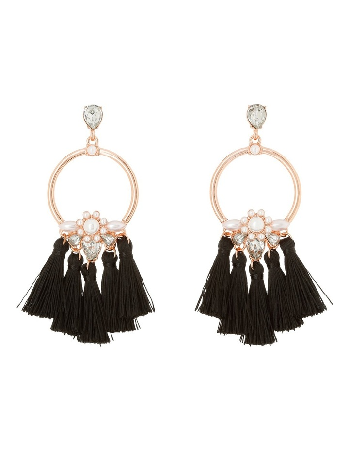 Rhapsody Tassel Fan Earring Giftbox image 3