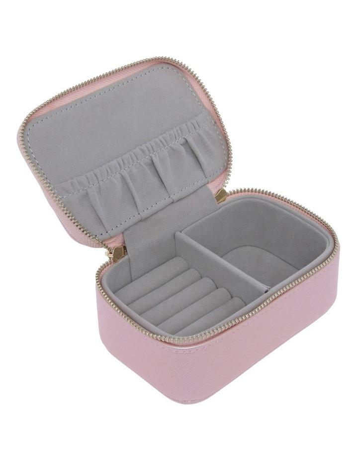 Jewellery Box Blush Metallic image 3