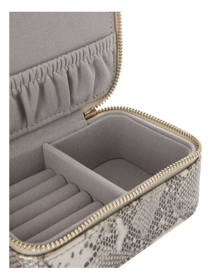 Jewellery Box Metallic Gold Snake image 5