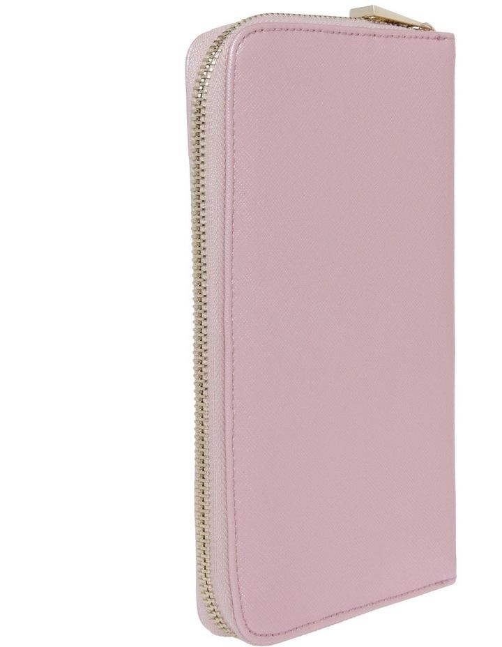 Jewellery Wallet Metallic Blush image 2