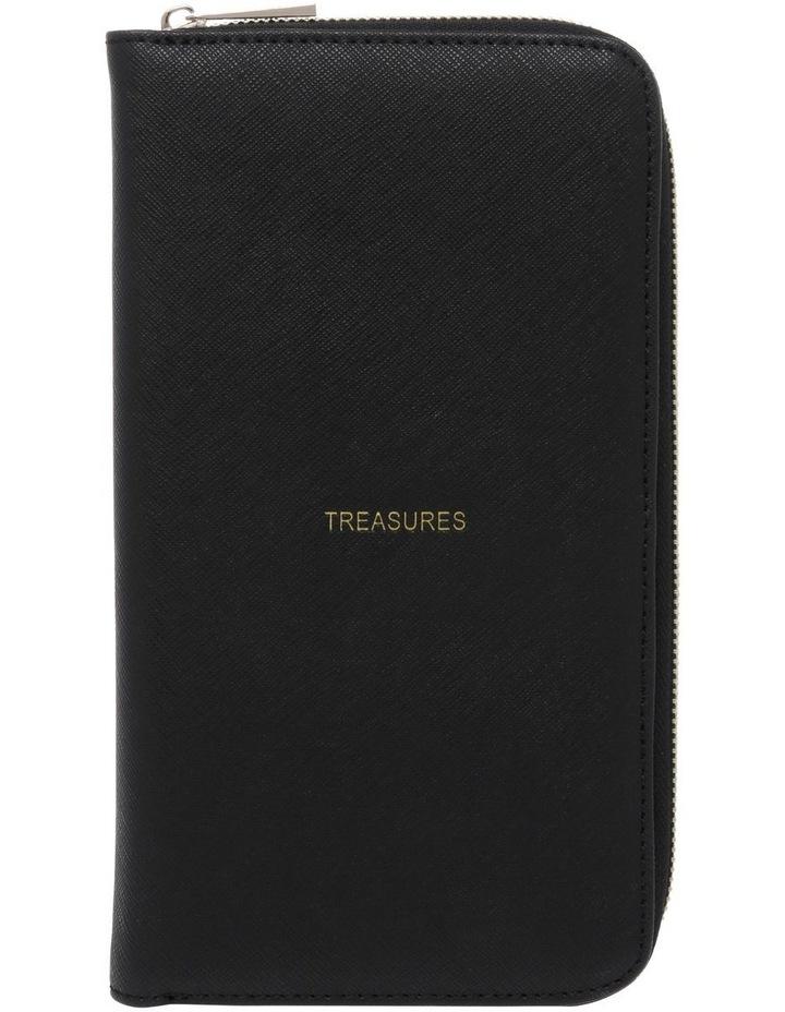 Jewellery Wallet Black image 1