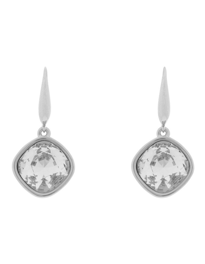 Drop Stone Set Earring image 1
