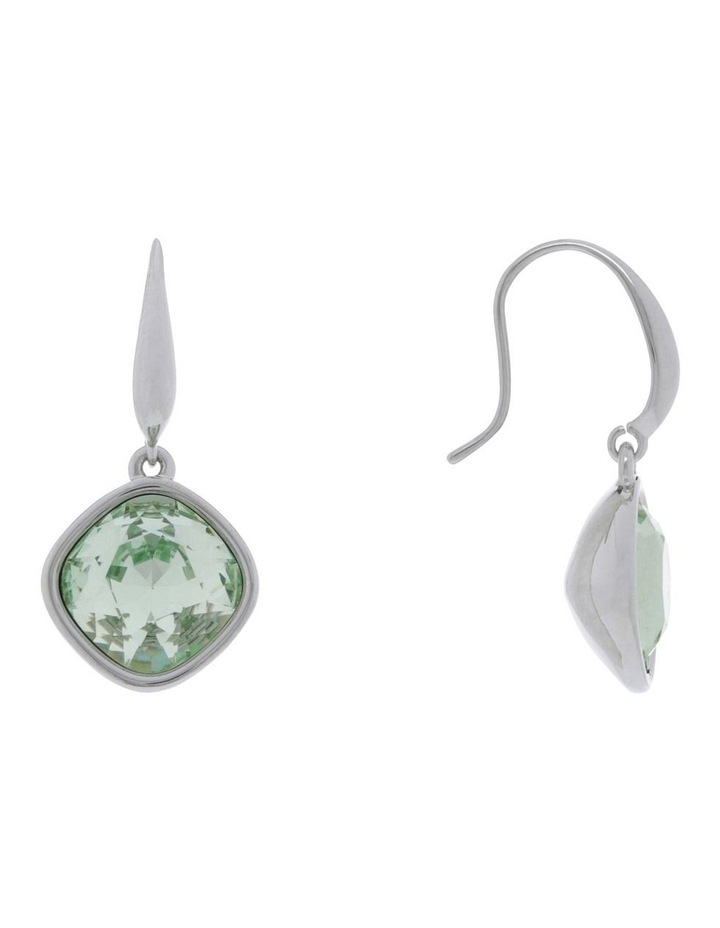 Drop Stone Set Earring image 2