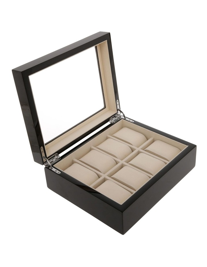 8 Compartment Watch Box image 3