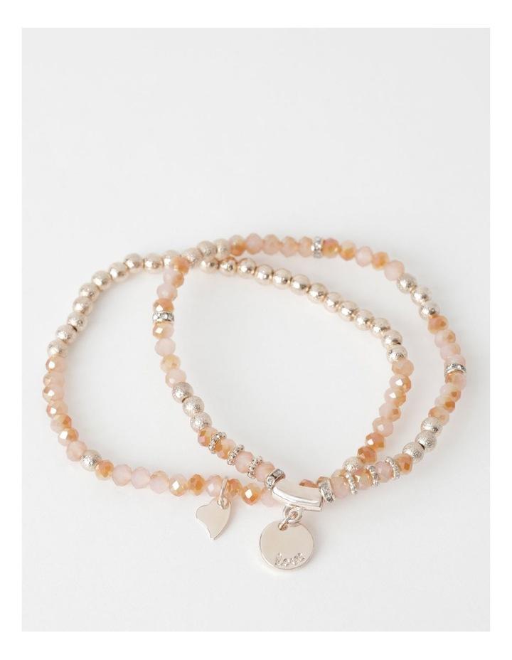 Love Stretch Bracelet Set image 1