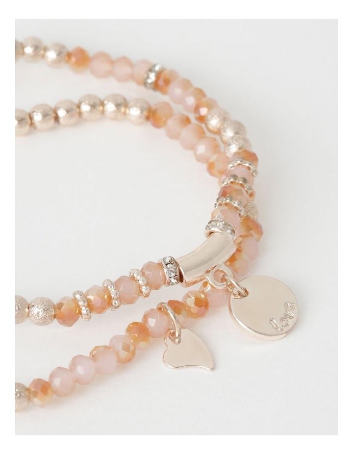 Love Stretch Bracelet Set image 2