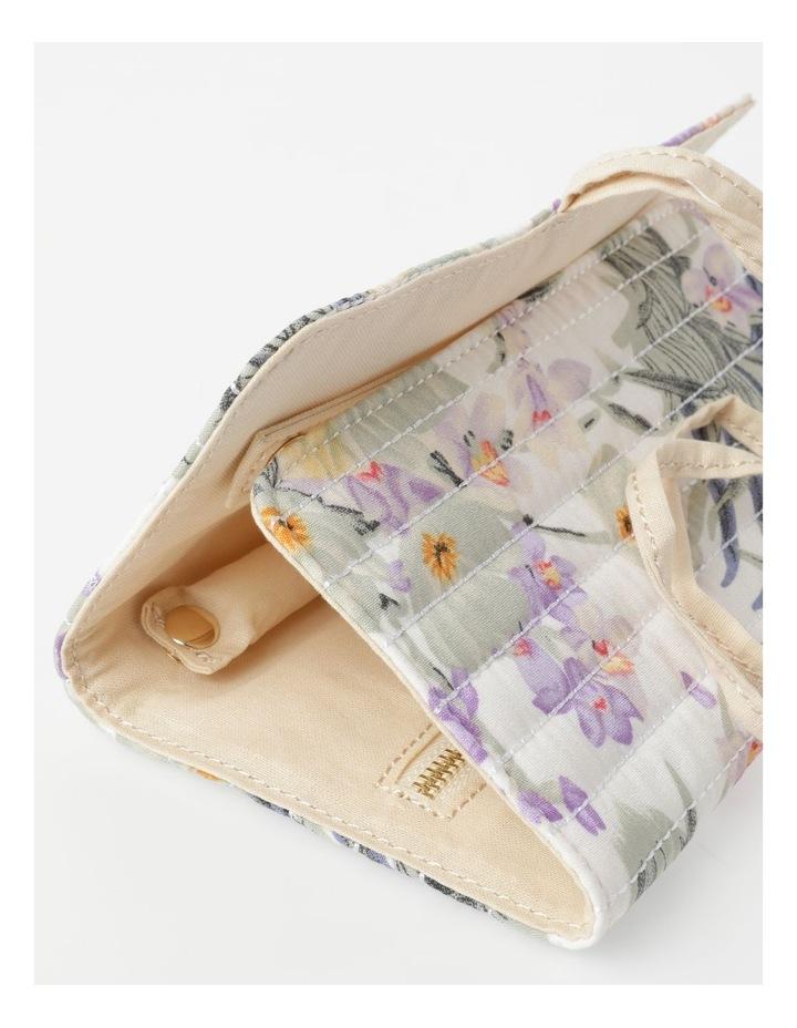 Pastel Floral Jewellery Wrap image 4