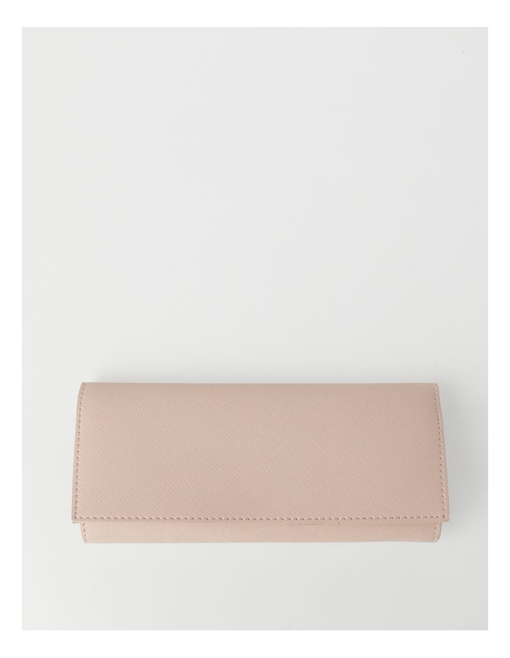 Blush Saffiano Jewellery Wallet image 1