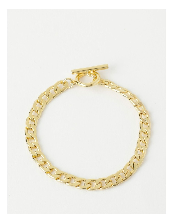 Flat Link Bracelet image 1