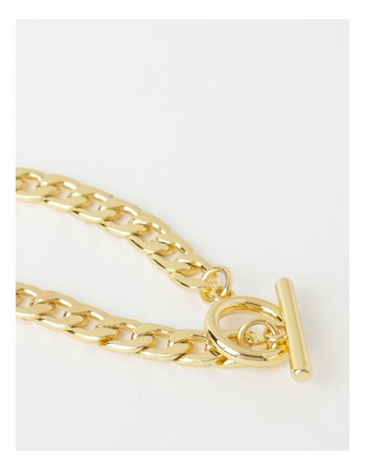 Flat Link Bracelet image 2
