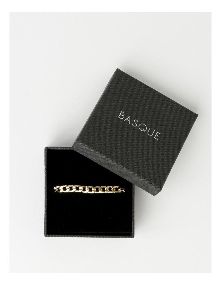 Flat Link Bracelet image 3