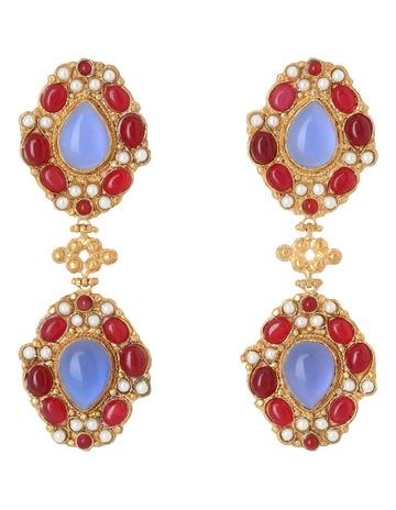 4448b1feb29 Christie Nicolaides Carlotta Earrings