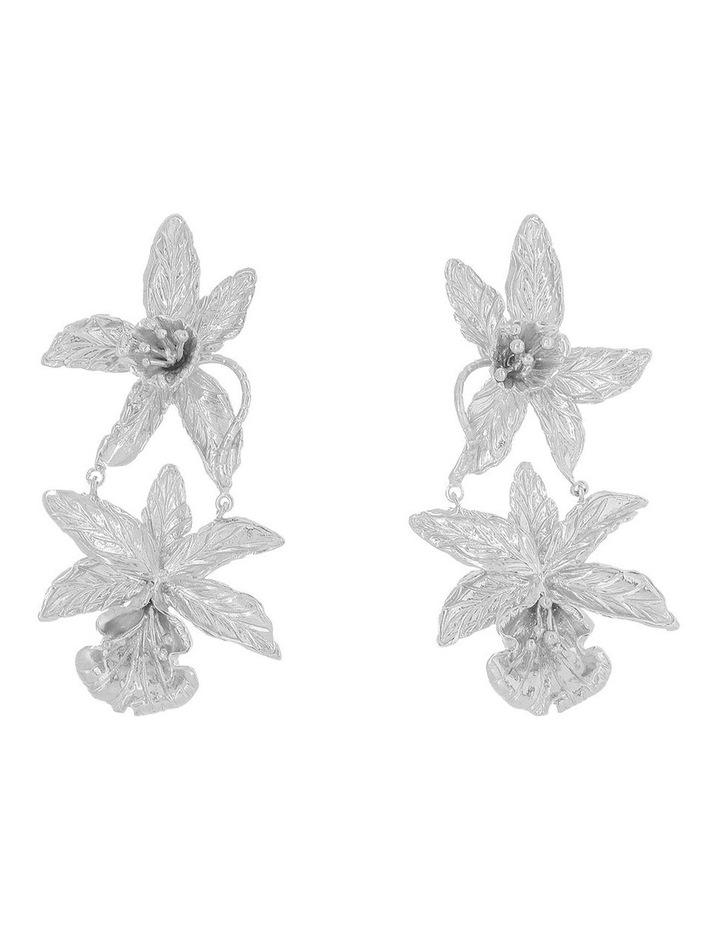 Abella Earrings Silver image 1