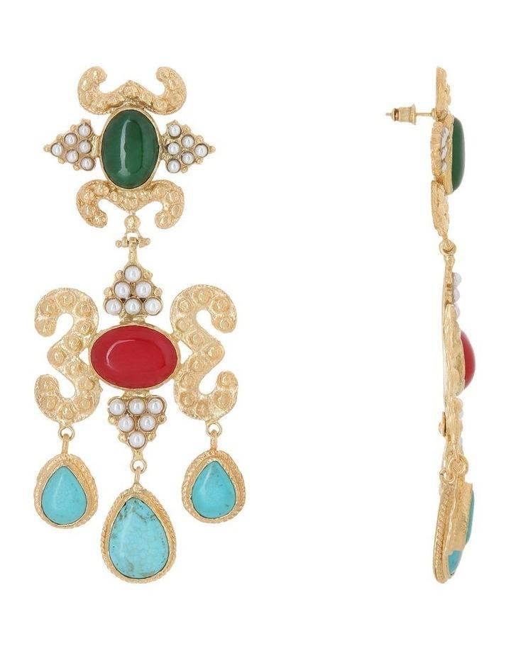 Aceline Earrings Multi image 2