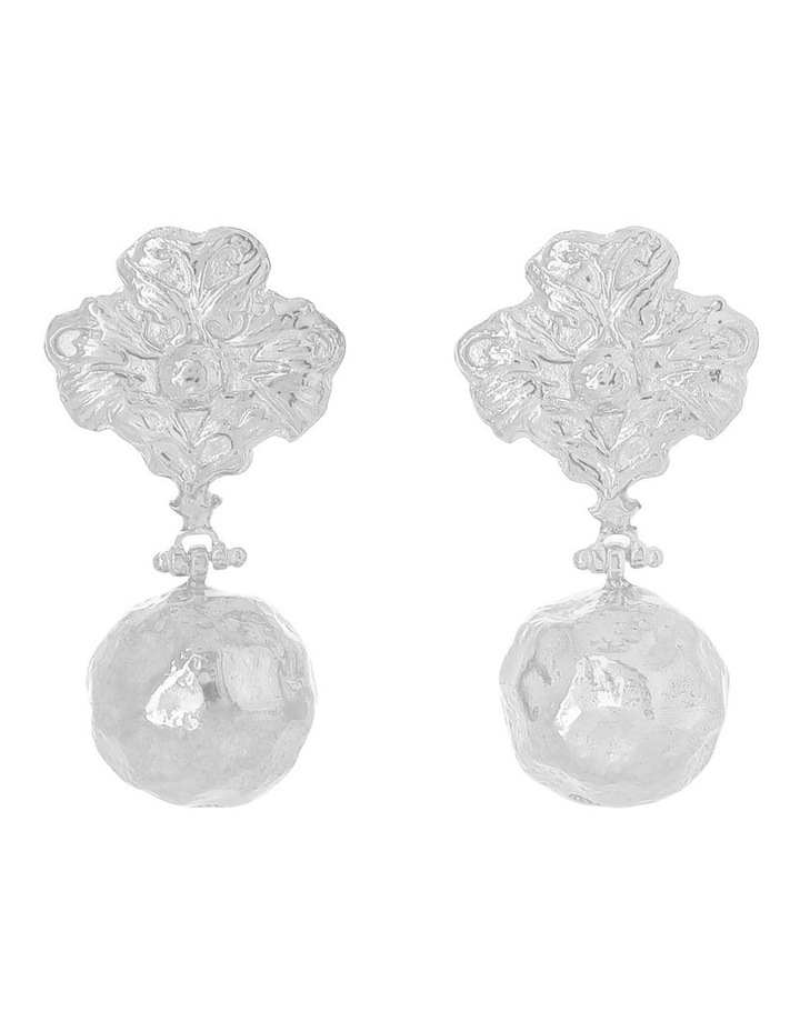 Coco Earrings Silver image 1