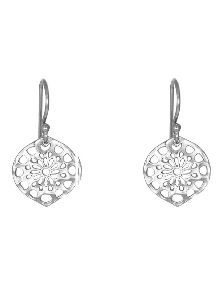 Alora Small Earring Silver image 1