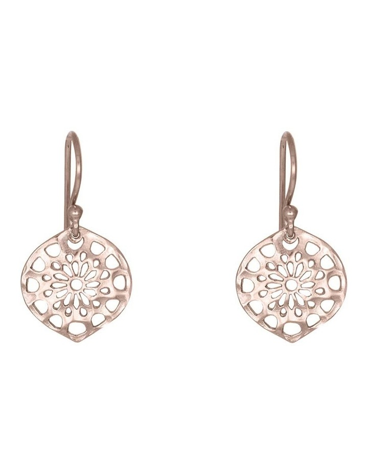 Alora Small Earring Rose Gold image 1