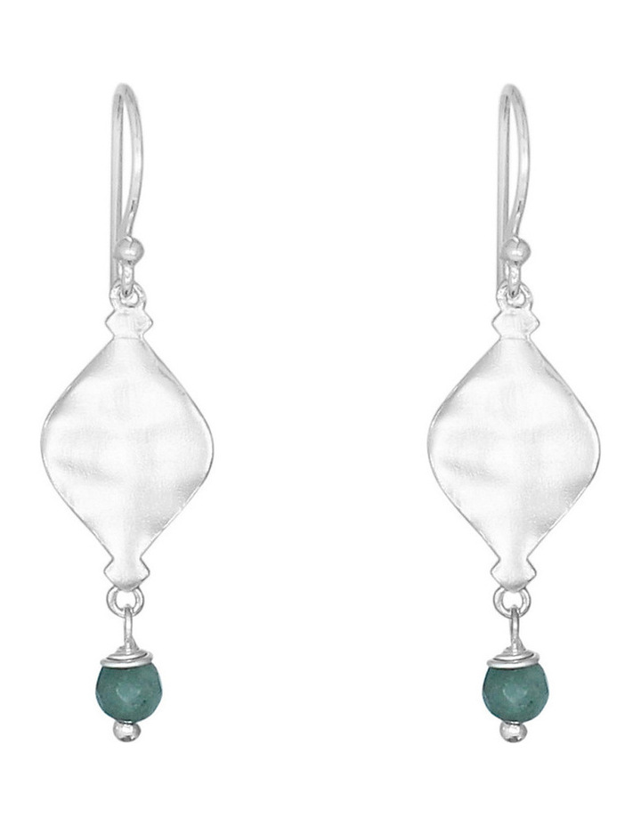 Farah Small Earring Silver image 1