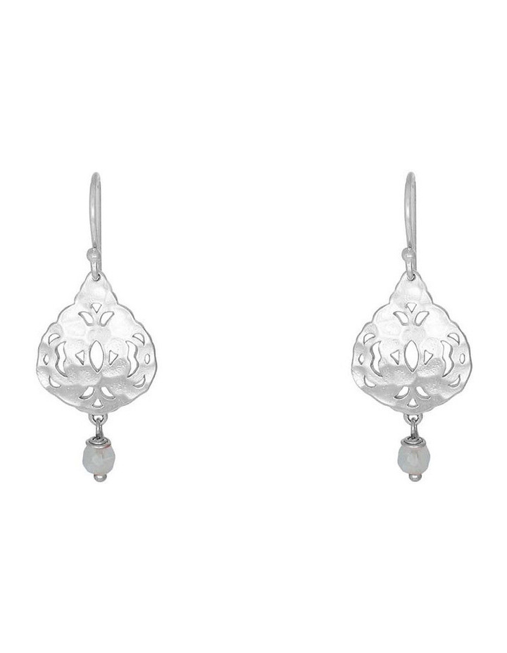Lola Small Earring Silver image 1