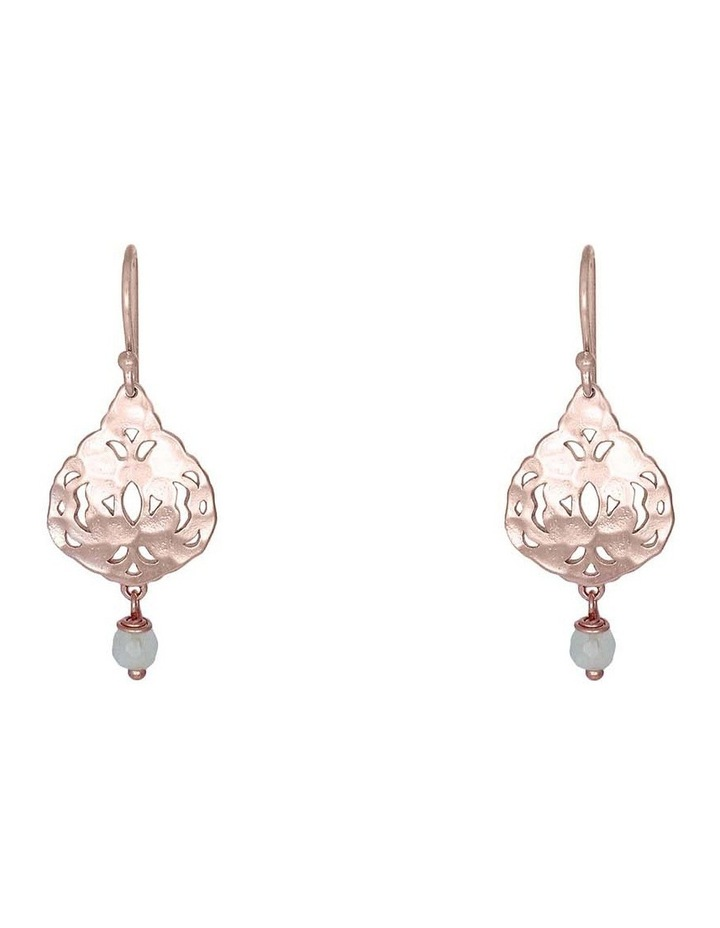 Lola Small Earring Rose Gold image 1