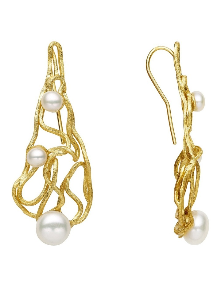 Gold Earrings image 3