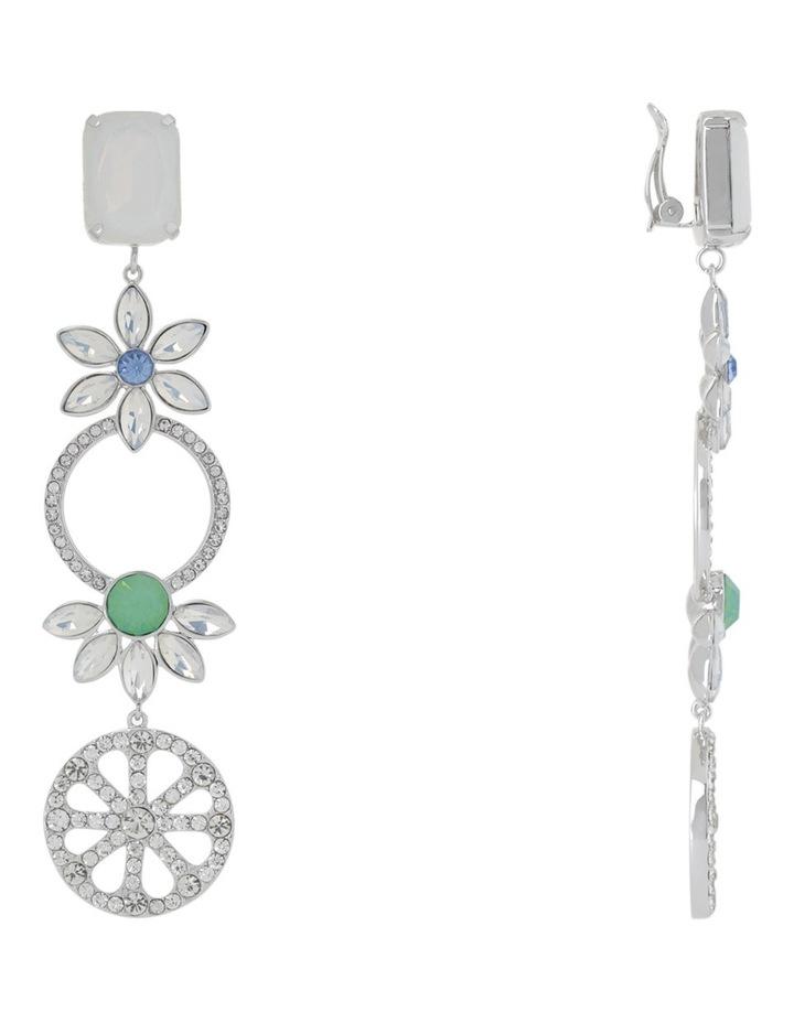 Freja Clip Earrings image 2