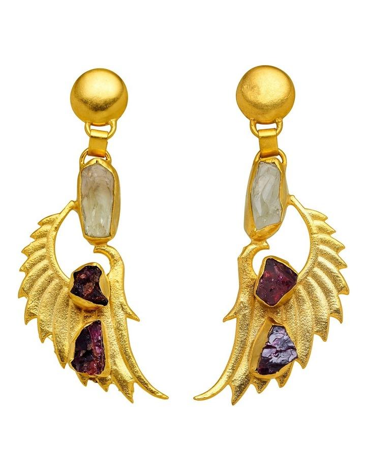 Earrings Gold image 1